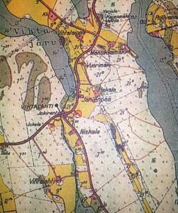 Karttakuva Vihtasilta2